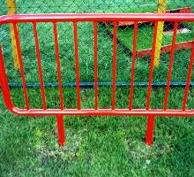 Swing Barrier - Street Furniture