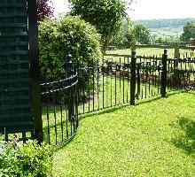 Ornamental Fencing and Gate - Residential Fencing