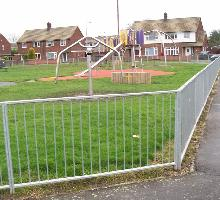 Barrier Fencing   - Playground Fencing