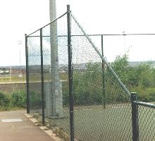 Tennis Court Fencing - Sports Fencing