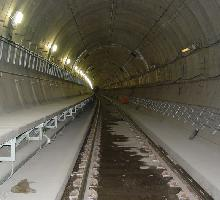 Tunnel Bespoke Platform Brackets - Bespoke Fabrication