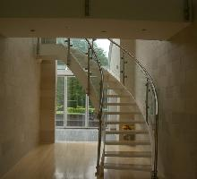 Helical Staircase  - Architectural Metalwork