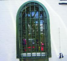 Barsets and Grilles - Steel Window Bars and Window Grilles