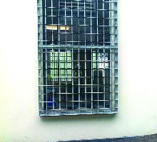 Bar Sets and Grilles - Steel Window Bars and Window Grilles