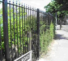 School Boundary Fencing - School Fencing
