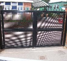School Security Gate - School Fencing