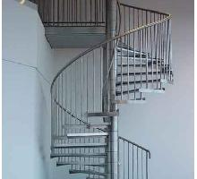 Steel Spiral Staircase - Architectural Metalwork
