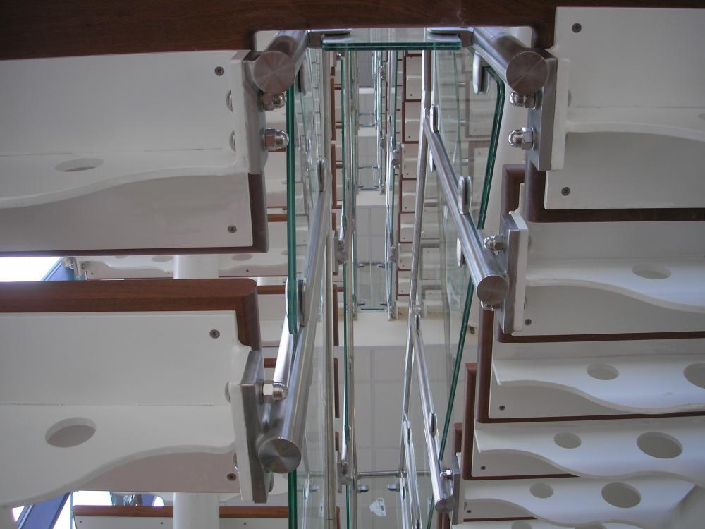Flybynite Feature Staircase