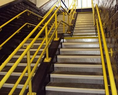 Railway Stairs & Fire Escape Stairs