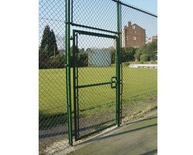 Single Leaf Sports Gates