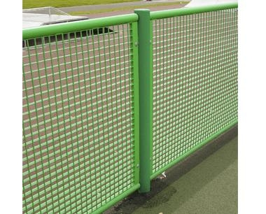 Low Level Rebound MUGA Fencing