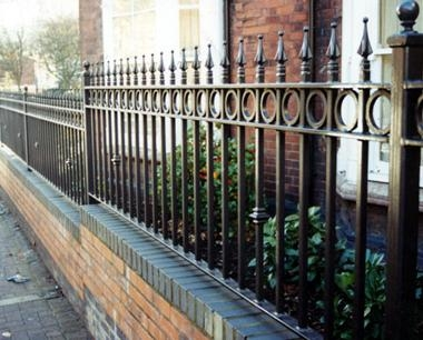 Dartmouth Ornamental Fencing