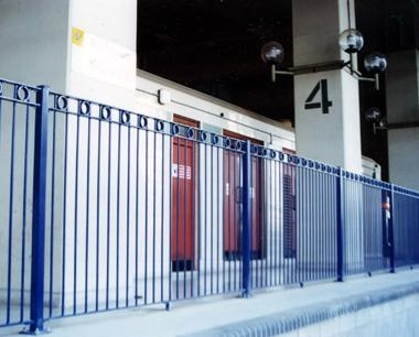 Brunel Ornamental Fencing