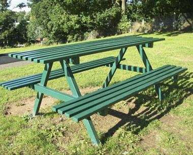 Queensgate Jubilee Picnic Table