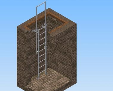 Vertical Ladder
