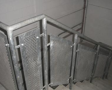 Steel Handrails and Balustrades