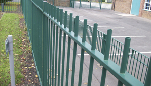 Hollow Bar Fencing and Gates