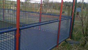 Sports Combination Fencing Systems
