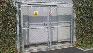 Tubular Security Gates