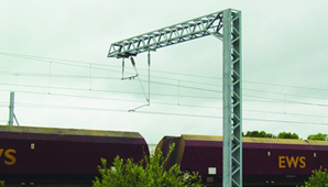 specialist overhead line equipment