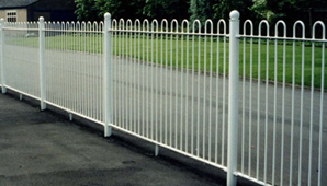 Bow top Fencing and Gates