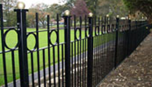 Ornamental Fencing and Gates