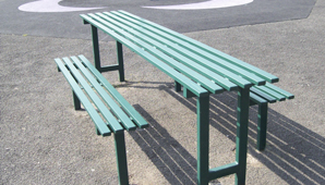 Queensgate Picnic Table and Bench