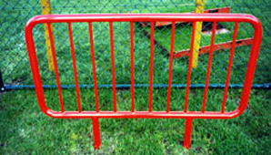 Sutherland Swing Barrier