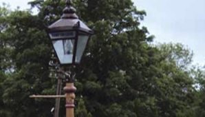 Heritage Lamp Posts
