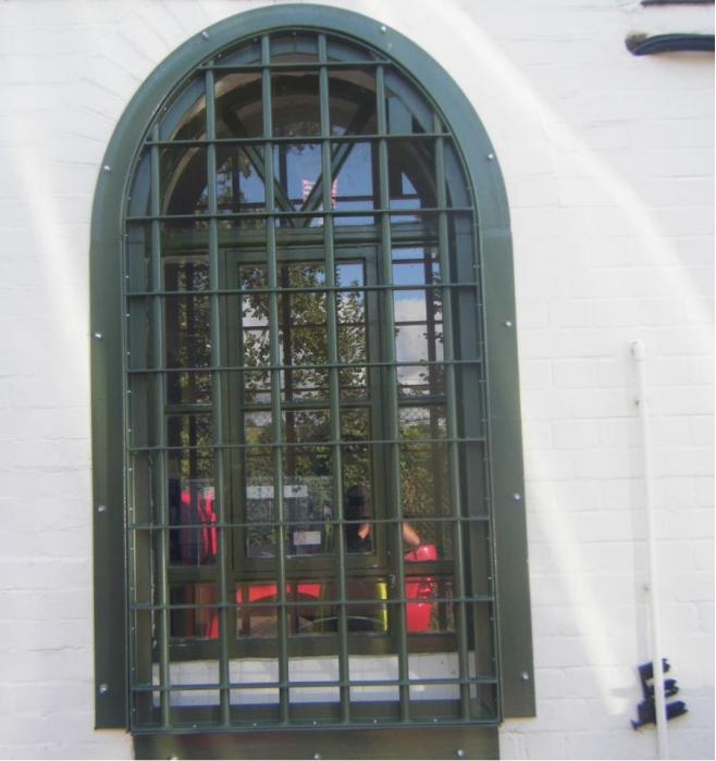 Steel Window grilles & bar sets