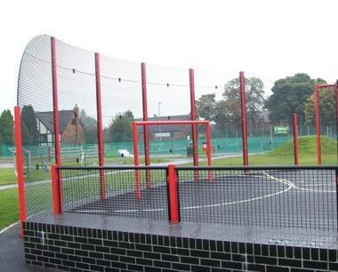 Bespoke Multi Use Games Areas