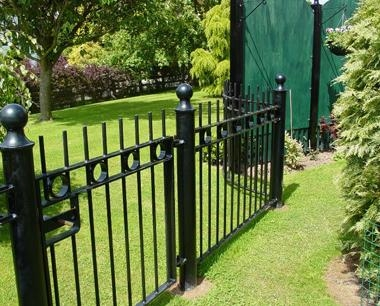 Steel Railings