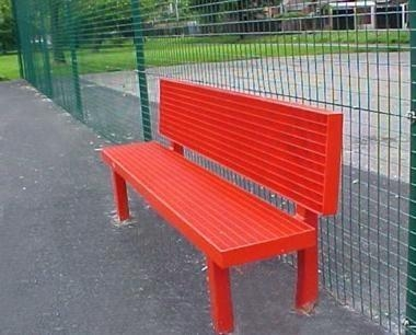 Sports Playground Furniture - Parkside Sports Seat