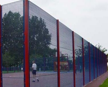 Metal Sports Fencing System