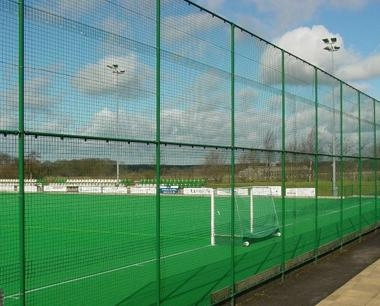 Green Sports Fencing