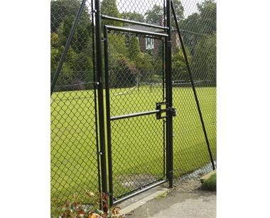 Tennis Court Residential Fencing