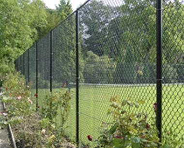 Standard System Sports Chain Link Fencing
