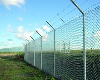 Tubular Security Fencing Systems