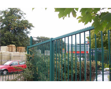Ridgeback Security Fencing