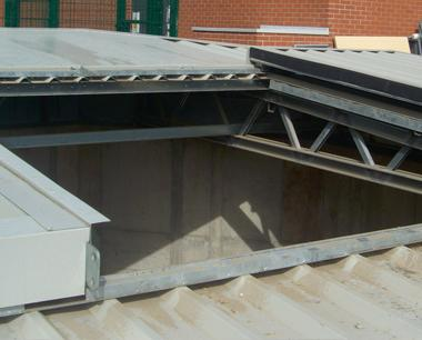 Biomass Access Covers