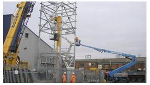 Steelway Installation